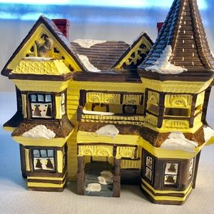 Dept 56 Snow House Series Waverly Place #5041-5